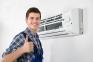 Split sistema Zanussi Perfecto DC Inverter ZACS/I-12 HPF/A17/N1 4