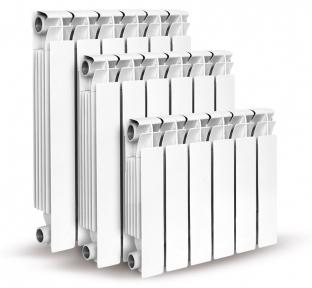 Radiator Bimetal 350x80x80