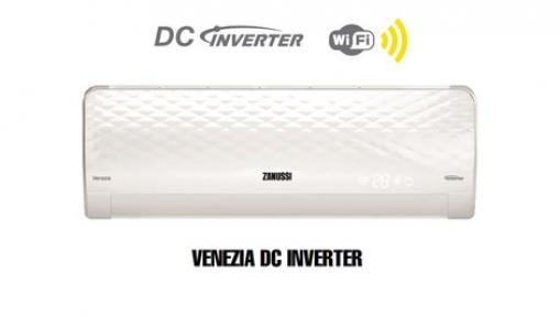 Sistema Split Zanussi Venezia ZACS-09 HV/N