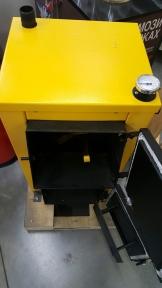 Cazan BURAN - mini 14 (14 kW universal)