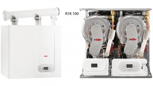 Cazan Radiant  R1K 100